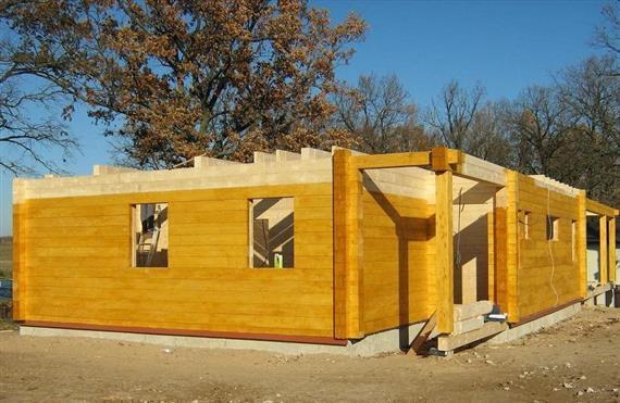 Как выбрать фундамент для строительства деревянного дома