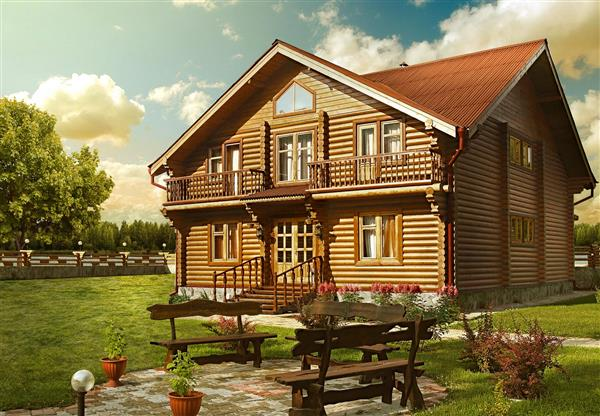 Особенности возведения деревянного дома
