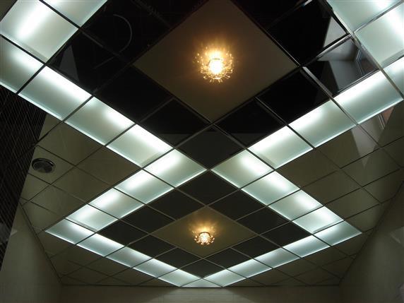 Монтаж потолка «Армстронг» своими руками